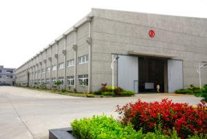 Armor Shanghai Facility White Sky