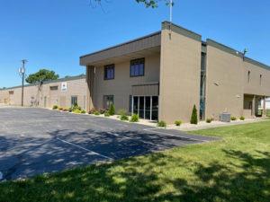 Armor Elkhart Office Building Comet Ave