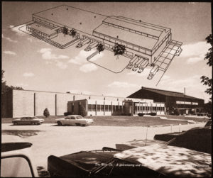 Historical Photo of Witt Manufacturing Plant