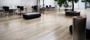 Witt Decorative Series Granite Receptacle in Indoor Environment
