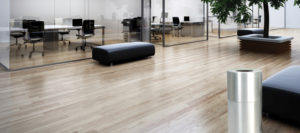 Witt Aluminum Series Receptacle Round Opening Indoor Environmental