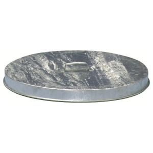 Steel Flat Top Drum Lid Galvanized