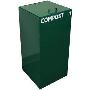 Witt Green Indoor Compost Bin with Logo