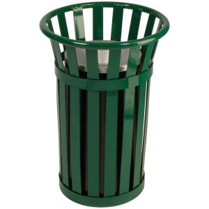 57 Gallon Witt Wydman Collection Urn in Green