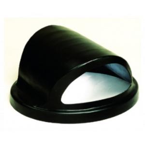 Plastic Recycle Hood Top Lid in Black Imacon Color