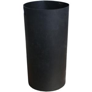 24 Gallon Black Outdoor Plastic Liner