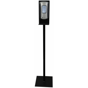 Witt Metal Standing Hand Sanitizer Station