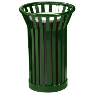 Witt Wydman Collection Urn in Green
