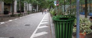 Witt Green Wydman Collection Receptacle Outdoor Environmental